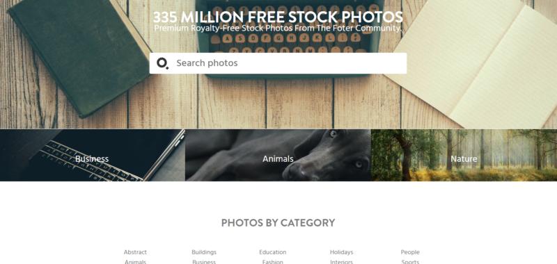 Najlepsze 10 serwisów z darmowymi zdjęciami do użytku komercyjnego